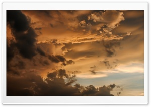 Among The Clouds HD Wide Wallpaper for Widescreen