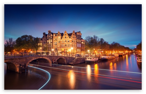 Amsterdam Night HD wallpaper for Wide 16:10 5:3 Widescreen WHXGA WQXGA WUXGA WXGA WGA ; HD 16:9 High Definition WQHD QWXGA 1080p 900p 720p QHD nHD ; Standard 4:3 5:4 3:2 Fullscreen UXGA XGA SVGA QSXGA SXGA DVGA HVGA HQVGA devices ( Apple PowerBook G4 iPhone 4 3G 3GS iPod Touch ) ; Tablet 1:1 ; iPad 1/2/Mini ; Mobile 4:3 5:3 3:2 16:9 5:4 - UXGA XGA SVGA WGA DVGA HVGA HQVGA devices ( Apple PowerBook G4 iPhone 4 3G 3GS iPod Touch ) WQHD QWXGA 1080p 900p 720p QHD nHD QSXGA SXGA ;
