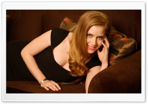 Amy Adams Smile HD Wide Wallpaper for Widescreen