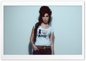 Amy Winehouse HD Wide Wallpaper for Widescreen