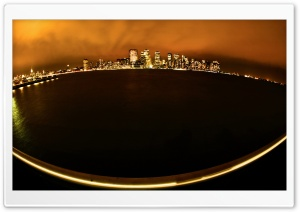 An Eye on Manhattan HD Wide Wallpaper for Widescreen