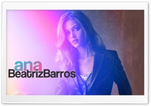 Ana Beatriz Barros HD Wide Wallpaper for Widescreen
