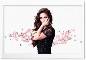 Anahi HD Wide Wallpaper for Widescreen