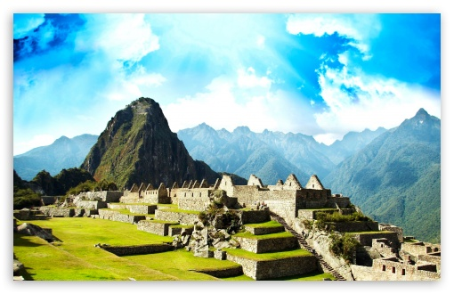 Ancient City Of Machu Picchu HD wallpaper for Wide 16:10 5:3 Widescreen WHXGA WQXGA WUXGA WXGA WGA ; HD 16:9 High Definition WQHD QWXGA 1080p 900p 720p QHD nHD ; Standard 4:3 5:4 3:2 Fullscreen UXGA XGA SVGA QSXGA SXGA DVGA HVGA HQVGA devices ( Apple PowerBook G4 iPhone 4 3G 3GS iPod Touch ) ; Tablet 1:1 ; iPad 1/2/Mini ; Mobile 4:3 5:3 3:2 16:9 5:4 - UXGA XGA SVGA WGA DVGA HVGA HQVGA devices ( Apple PowerBook G4 iPhone 4 3G 3GS iPod Touch ) WQHD QWXGA 1080p 900p 720p QHD nHD QSXGA SXGA ; Dual 5:4 QSXGA SXGA ;