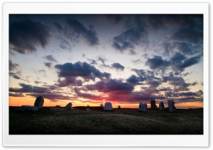 Ancient Stones Ultra HD Wallpaper for 4K UHD Widescreen desktop, tablet & smartphone