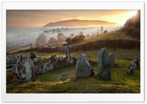 Ancient Stones HD Wide Wallpaper for Widescreen