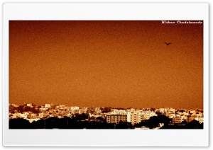 and u thought it was a cityscape? HD Wide Wallpaper for Widescreen