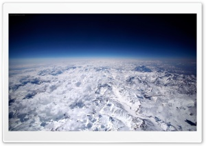Andes Mountains HD Wide Wallpaper for 4K UHD Widescreen desktop & smartphone