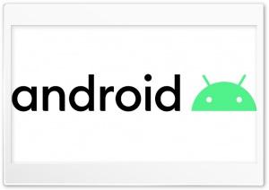 Android Logo 4K Ultra HD Wallpaper for 4K UHD Widescreen desktop, tablet & smartphone