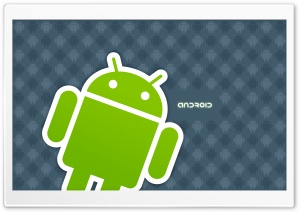Android Pattern HD Wide Wallpaper for Widescreen