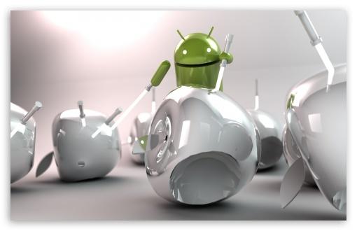 Android vs Apple HD wallpaper for Wide 16:10 5:3 Widescreen WHXGA WQXGA WUXGA WXGA WGA ; HD 16:9 High Definition WQHD QWXGA 1080p 900p 720p QHD nHD ; MS 3:2 DVGA HVGA HQVGA devices ( Apple PowerBook G4 iPhone 4 3G 3GS iPod Touch ) ; Mobile WVGA iPhone PSP - WVGA WQVGA Smartphone ( HTC Samsung Sony Ericsson LG Vertu MIO ) HVGA Smartphone ( Apple iPhone iPod BlackBerry HTC Samsung Nokia ) Sony PSP Zune HD Zen ;