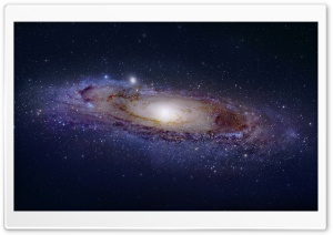 Andromeda HD Wide Wallpaper for Widescreen
