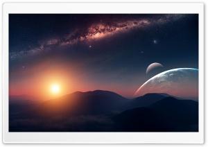 Andromeda Ultra HD Wallpaper for 4K UHD Widescreen desktop, tablet & smartphone