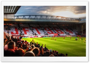 Anfield HD Wide Wallpaper for Widescreen