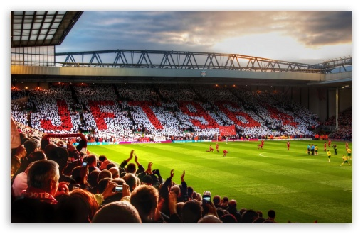 Anfield HD wallpaper for Wide 16:10 5:3 Widescreen WHXGA WQXGA WUXGA WXGA WGA ; HD 16:9 High Definition WQHD QWXGA 1080p 900p 720p QHD nHD ; Standard 4:3 5:4 3:2 Fullscreen UXGA XGA SVGA QSXGA SXGA DVGA HVGA HQVGA devices ( Apple PowerBook G4 iPhone 4 3G 3GS iPod Touch ) ; Tablet 1:1 ; iPad 1/2/Mini ; Mobile 4:3 5:3 3:2 16:9 5:4 - UXGA XGA SVGA WGA DVGA HVGA HQVGA devices ( Apple PowerBook G4 iPhone 4 3G 3GS iPod Touch ) WQHD QWXGA 1080p 900p 720p QHD nHD QSXGA SXGA ;