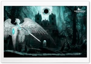 Angel Gateway HD Wide Wallpaper for 4K UHD Widescreen desktop & smartphone