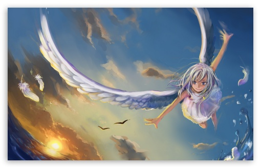 Angel Painting HD wallpaper for Wide 16:10 5:3 Widescreen WHXGA WQXGA WUXGA WXGA WGA ; HD 16:9 High Definition WQHD QWXGA 1080p 900p 720p QHD nHD ; Standard 4:3 5:4 3:2 Fullscreen UXGA XGA SVGA QSXGA SXGA DVGA HVGA HQVGA devices ( Apple PowerBook G4 iPhone 4 3G 3GS iPod Touch ) ; iPad 1/2/Mini ; Mobile 4:3 5:3 3:2 16:9 5:4 - UXGA XGA SVGA WGA DVGA HVGA HQVGA devices ( Apple PowerBook G4 iPhone 4 3G 3GS iPod Touch ) WQHD QWXGA 1080p 900p 720p QHD nHD QSXGA SXGA ;