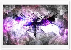 Angel Symbol HD Wide Wallpaper for Widescreen