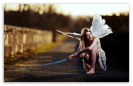 Angel With Sword HD wallpaper for Wide 16:10 5:3 Widescreen WHXGA WQXGA WUXGA WXGA WGA ; HD 16:9 High Definition WQHD QWXGA 1080p 900p 720p QHD nHD ; Standard 4:3 5:4 3:2 Fullscreen UXGA XGA SVGA QSXGA SXGA DVGA HVGA HQVGA devices ( Apple PowerBook G4 iPhone 4 3G 3GS iPod Touch ) ; Tablet 1:1 ; iPad 1/2/Mini ; Mobile 4:3 5:3 3:2 16:9 5:4 - UXGA XGA SVGA WGA DVGA HVGA HQVGA devices ( Apple PowerBook G4 iPhone 4 3G 3GS iPod Touch ) WQHD QWXGA 1080p 900p 720p QHD nHD QSXGA SXGA ;