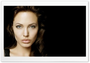 Angelina Jolie 19 HD Wide Wallpaper for Widescreen