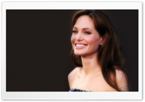 Angelina Jolie (2011) HD Wide Wallpaper for Widescreen