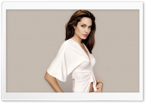 Angelina Jolie 2012 HD Wide Wallpaper for Widescreen