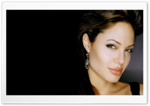 Angelina Jolie 21 HD Wide Wallpaper for Widescreen