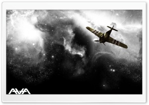 Angels  Airwaves Plane HD Wide Wallpaper for 4K UHD Widescreen desktop & smartphone