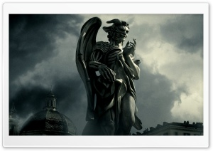 Angels And Demons Movie HD Wide Wallpaper for 4K UHD Widescreen desktop & smartphone