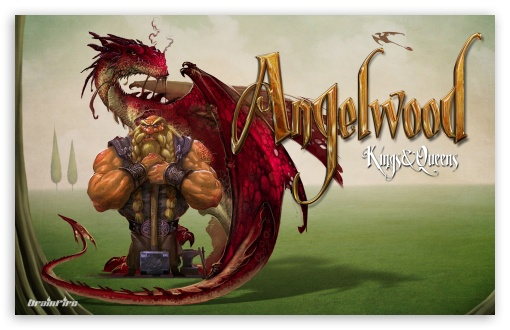 ANGELWOOD. KINGS and QUEENS HD wallpaper for Wide 16:10 Widescreen WHXGA WQXGA WUXGA WXGA ; Mobile 16:9 - WQHD QWXGA 1080p 900p 720p QHD nHD ;