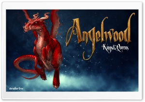 ANGELWOOD. KINGS and QUEENS HD Wide Wallpaper for 4K UHD Widescreen desktop & smartphone
