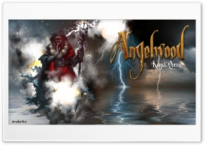 ANGELWOOD. KINGS and QUEENS HD Wide Wallpaper for Widescreen
