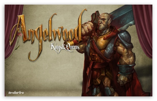 ANGELWOOD. KINGS and QUEENS HD wallpaper for Wide 16:10 5:3 Widescreen WHXGA WQXGA WUXGA WXGA WGA ; Mobile 5:3 - WGA ;