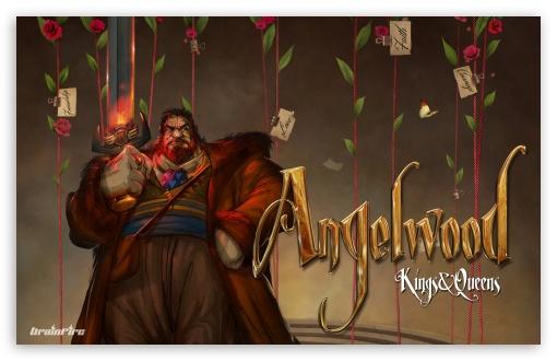 ANGELWOOD. KINGS and QUEENS ❤ 4K UHD Wallpaper for Wide 16:10 5:3 Widescreen WHXGA WQXGA WUXGA WXGA WGA ; Mobile 5:3 - WGA ;