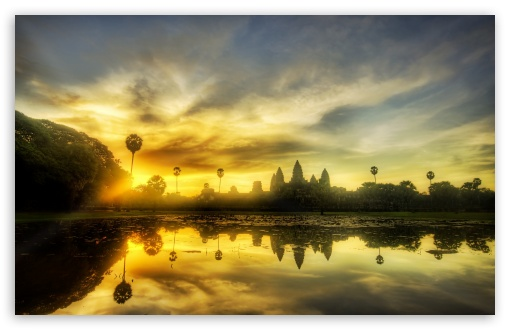 Angkor Wat, Cambodia HD wallpaper for Wide 16:10 5:3 Widescreen WHXGA WQXGA WUXGA WXGA WGA ; HD 16:9 High Definition WQHD QWXGA 1080p 900p 720p QHD nHD ; Standard 4:3 5:4 3:2 Fullscreen UXGA XGA SVGA QSXGA SXGA DVGA HVGA HQVGA devices ( Apple PowerBook G4 iPhone 4 3G 3GS iPod Touch ) ; Tablet 1:1 ; iPad 1/2/Mini ; Mobile 4:3 5:3 3:2 16:9 5:4 - UXGA XGA SVGA WGA DVGA HVGA HQVGA devices ( Apple PowerBook G4 iPhone 4 3G 3GS iPod Touch ) WQHD QWXGA 1080p 900p 720p QHD nHD QSXGA SXGA ; Dual 4:3 5:4 UXGA XGA SVGA QSXGA SXGA ;