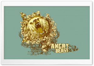Angry Beast HD Wide Wallpaper for Widescreen