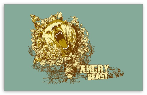Angry Beast HD wallpaper for Wide 16:10 5:3 Widescreen WHXGA WQXGA WUXGA WXGA WGA ; HD 16:9 High Definition WQHD QWXGA 1080p 900p 720p QHD nHD ; Standard 4:3 5:4 3:2 Fullscreen UXGA XGA SVGA QSXGA SXGA DVGA HVGA HQVGA devices ( Apple PowerBook G4 iPhone 4 3G 3GS iPod Touch ) ; iPad 1/2/Mini ; Mobile 4:3 5:3 3:2 16:9 5:4 - UXGA XGA SVGA WGA DVGA HVGA HQVGA devices ( Apple PowerBook G4 iPhone 4 3G 3GS iPod Touch ) WQHD QWXGA 1080p 900p 720p QHD nHD QSXGA SXGA ;