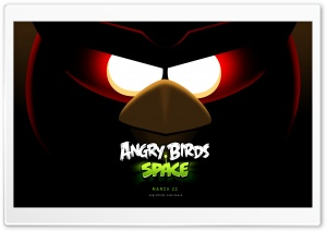 Angry Birds - Space HD Wide Wallpaper for Widescreen
