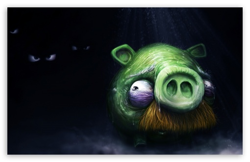 Angry Birds Alone Pig HD wallpaper for Wide 16:10 5:3 Widescreen WHXGA WQXGA WUXGA WXGA WGA ; HD 16:9 High Definition WQHD QWXGA 1080p 900p 720p QHD nHD ; Standard 4:3 5:4 3:2 Fullscreen UXGA XGA SVGA QSXGA SXGA DVGA HVGA HQVGA devices ( Apple PowerBook G4 iPhone 4 3G 3GS iPod Touch ) ; Tablet 1:1 ; iPad 1/2/Mini ; Mobile 4:3 5:3 3:2 16:9 5:4 - UXGA XGA SVGA WGA DVGA HVGA HQVGA devices ( Apple PowerBook G4 iPhone 4 3G 3GS iPod Touch ) WQHD QWXGA 1080p 900p 720p QHD nHD QSXGA SXGA ;