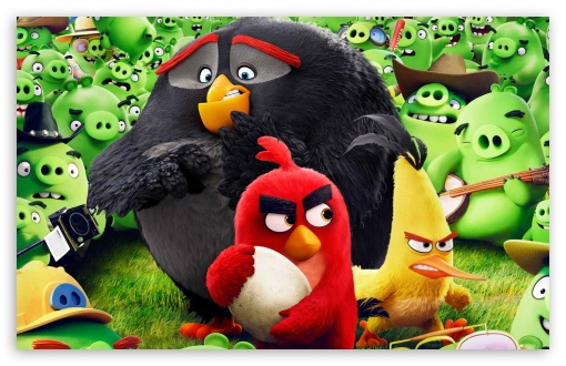 Download Angry Birds Animation Movie HD Wallpaper