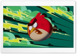 Angry Birds TV Series HD Wide Wallpaper for Widescreen