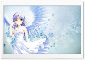 Anime Angel HD Wide Wallpaper for Widescreen