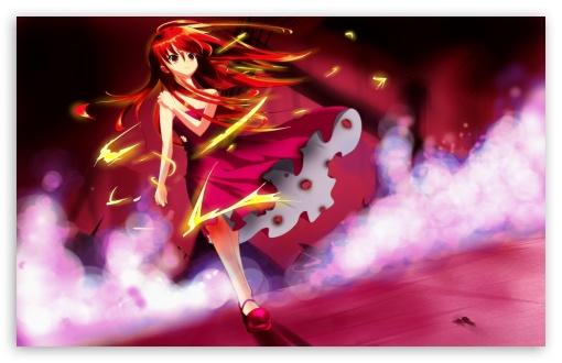 Anime Magic Girl HD wallpaper for Wide 16:10 5:3 Widescreen WHXGA WQXGA WUXGA WXGA WGA ; Standard 4:3 5:4 3:2 Fullscreen UXGA XGA SVGA QSXGA SXGA DVGA HVGA HQVGA devices ( Apple PowerBook G4 iPhone 4 3G 3GS iPod Touch ) ; Tablet 1:1 ; iPad 1/2/Mini ; Mobile 4:3 5:3 3:2 5:4 - UXGA XGA SVGA WGA DVGA HVGA HQVGA devices ( Apple PowerBook G4 iPhone 4 3G 3GS iPod Touch ) QSXGA SXGA ;