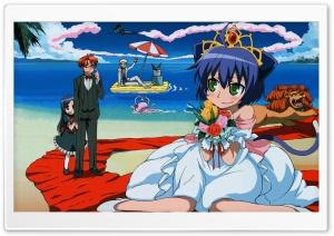 Anime Wedding HD Wide Wallpaper for 4K UHD Widescreen desktop & smartphone