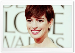 Anne Hathaway 2013 Ultra HD Wallpaper for 4K UHD Widescreen desktop, tablet & smartphone