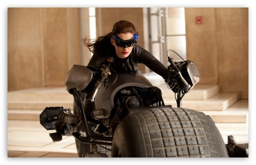 Anne Hathaway As Catwoman In The Dark Knight Rises HD wallpaper for Wide 16:10 5:3 Widescreen WHXGA WQXGA WUXGA WXGA WGA ; HD 16:9 High Definition WQHD QWXGA 1080p 900p 720p QHD nHD ; Standard 4:3 5:4 3:2 Fullscreen UXGA XGA SVGA QSXGA SXGA DVGA HVGA HQVGA devices ( Apple PowerBook G4 iPhone 4 3G 3GS iPod Touch ) ; iPad 1/2/Mini ; Mobile 4:3 5:3 3:2 16:9 5:4 - UXGA XGA SVGA WGA DVGA HVGA HQVGA devices ( Apple PowerBook G4 iPhone 4 3G 3GS iPod Touch ) WQHD QWXGA 1080p 900p 720p QHD nHD QSXGA SXGA ;