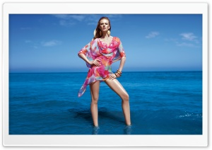Anne Vyalitsyna Model HD Wide Wallpaper for Widescreen