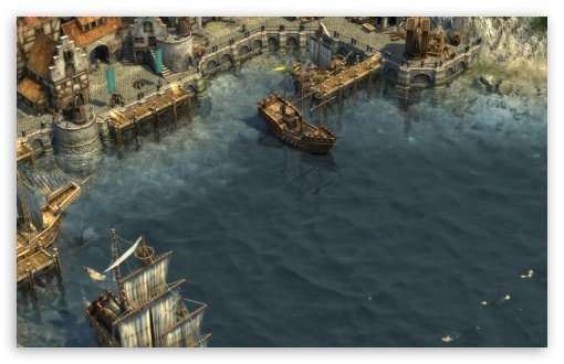 Anno 1404 Screenshots HD wallpaper for Wide 16:10 5:3 Widescreen WHXGA WQXGA WUXGA WXGA WGA ; Standard 4:3 5:4 3:2 Fullscreen UXGA XGA SVGA QSXGA SXGA DVGA HVGA HQVGA devices ( Apple PowerBook G4 iPhone 4 3G 3GS iPod Touch ) ; iPad 1/2/Mini ; Mobile 4:3 5:3 3:2 5:4 - UXGA XGA SVGA WGA DVGA HVGA HQVGA devices ( Apple PowerBook G4 iPhone 4 3G 3GS iPod Touch ) QSXGA SXGA ;