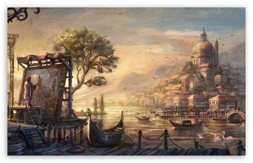 Anno 1404 Venice HD wallpaper for Wide 16:10 5:3 Widescreen WHXGA WQXGA WUXGA WXGA WGA ; HD 16:9 High Definition WQHD QWXGA 1080p 900p 720p QHD nHD ; Standard 4:3 5:4 3:2 Fullscreen UXGA XGA SVGA QSXGA SXGA DVGA HVGA HQVGA devices ( Apple PowerBook G4 iPhone 4 3G 3GS iPod Touch ) ; Tablet 1:1 ; iPad 1/2/Mini ; Mobile 4:3 5:3 3:2 16:9 5:4 - UXGA XGA SVGA WGA DVGA HVGA HQVGA devices ( Apple PowerBook G4 iPhone 4 3G 3GS iPod Touch ) WQHD QWXGA 1080p 900p 720p QHD nHD QSXGA SXGA ;