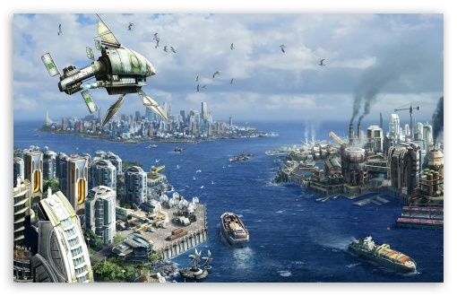Anno 2070 HD wallpaper for Wide 16:10 5:3 Widescreen WHXGA WQXGA WUXGA WXGA WGA ; HD 16:9 High Definition WQHD QWXGA 1080p 900p 720p QHD nHD ; Standard 4:3 5:4 3:2 Fullscreen UXGA XGA SVGA QSXGA SXGA DVGA HVGA HQVGA devices ( Apple PowerBook G4 iPhone 4 3G 3GS iPod Touch ) ; Tablet 1:1 ; iPad 1/2/Mini ; Mobile 4:3 5:3 3:2 16:9 5:4 - UXGA XGA SVGA WGA DVGA HVGA HQVGA devices ( Apple PowerBook G4 iPhone 4 3G 3GS iPod Touch ) WQHD QWXGA 1080p 900p 720p QHD nHD QSXGA SXGA ; Dual 16:10 5:3 16:9 4:3 5:4 WHXGA WQXGA WUXGA WXGA WGA WQHD QWXGA 1080p 900p 720p QHD nHD UXGA XGA SVGA QSXGA SXGA ;